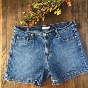 Levi's 515 Denim Shorts